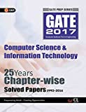 GATE Papers Computer Science & IT 2017 Solved Papers 25 Years (Chapterwise)