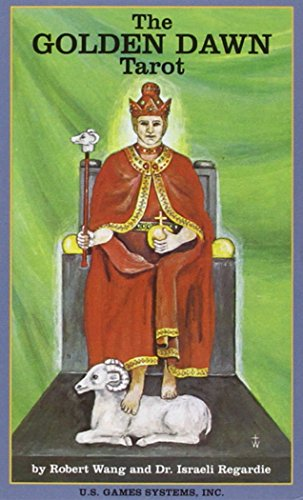 Der Tarot des Golden Dawn (Golden Dawn Tarot-karten)