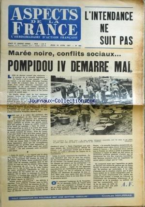 MONTAGNE (LA) du 18/01/1967