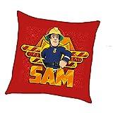 Feuerwehrmann Sam Kissen Kuschelkissen Dekokissen 40x40 (1)