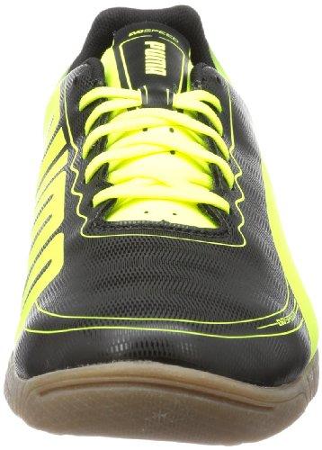 Puma Evospeed 5.2 It, Chaussures Indoor Homme Noir - Schwarz (black-fluo yellow 01)