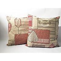 Cuscini Country Per Divani.Country Cuscini Decorativi E Accessori Tessili Per La Casa Amazon It