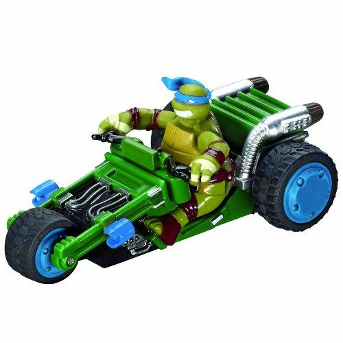 carrera-mini-coche-triciclo-go-143-tortugas-ninja-leonardo-escala-143-20061287