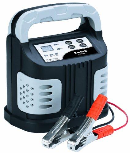 einhell batterie ladegeraet Einhell Batterie Ladegerät BT-BC 12 D-SE (2 A/6 A/12 A Ladestrom, LED-Anzeigen, Ladeautomatik, Fehlerdiagnosesystem)