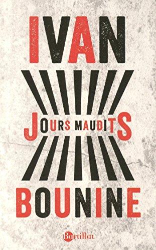 Jours maudits par Ivan Bounine