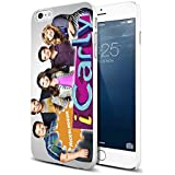 Icarly Kids Tv Series Walpaper for Iphone and Samsung Galaxy Case funda (iPhone 6/6s white)