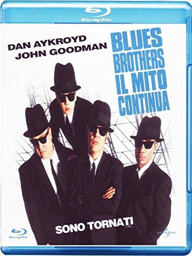Blues Brothers - Il mito continua [Blu-ray] [IT Import]