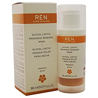 REN Glycolactic Radiance Renewal Mask - 50ml/1.7oz