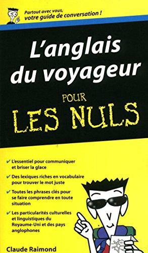 L'Anglais du voyageur - Guide de conversation Pour les Nuls par Claude RAIMOND