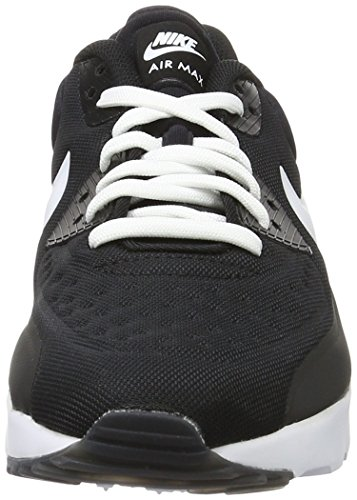 Nike Air Max 90 Ultra Se (Gs), Chaussures de Running Entrainement Homme Blanco (Black / White)