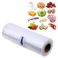 World2home Vaccum Seal Ring Bag Roll Food Sealer machine Bag