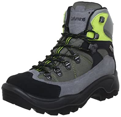 Lafuma LFG2083, Chaussures de randonnée mixte enfant - Vert (Acid Green 2831), 30 EU