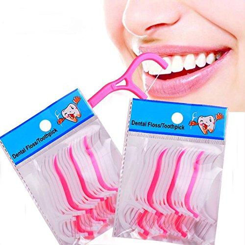 GDS 2pc SEDA, alambre fino ultra, barra dientes, palillo