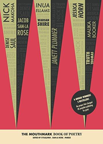The Mouthmark Book of Poetry por Nick Makoha