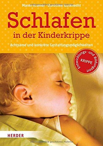 Schlafen in der Kinderkrippe (Schlafen Krippe)