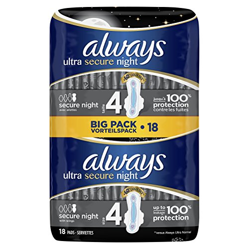 always-ultra-secure-night-binden-mit-flugeln-vorteilspack-10er-pack-10-x-18-stuck