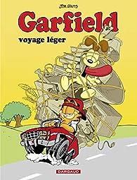 Garfield, tome 67 : Garfield voyage léger par Jim Davis