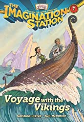 VOYAGE WITH THE VIKINGS VOL 1 PB (Imagination Station) (Imagination Station Books)