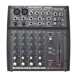 Phonic AM220Mixer