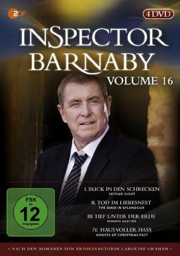 Inspector Barnaby, Vol. 16 [4 DVDs] Widescreen-dvd-tv