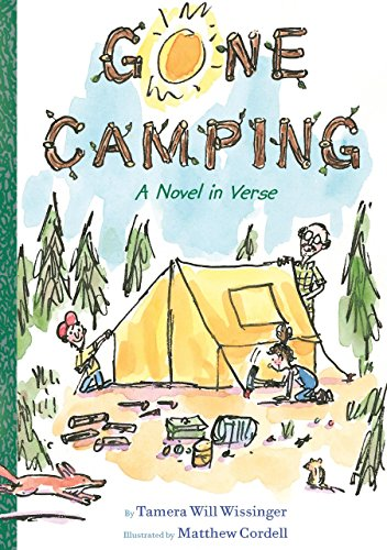 Gone Camping: A Novel in Verse (English Edition)