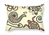 PILLO Pillow Covers 20 X 30 Inches / 50 By 75 Cm(both Sides) Nice Choice For Gril Friend,seat,husband,bf,play Room,bedding Zoo