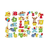 Winnie l'Ourson Alphabet - Stickers stickers muraux