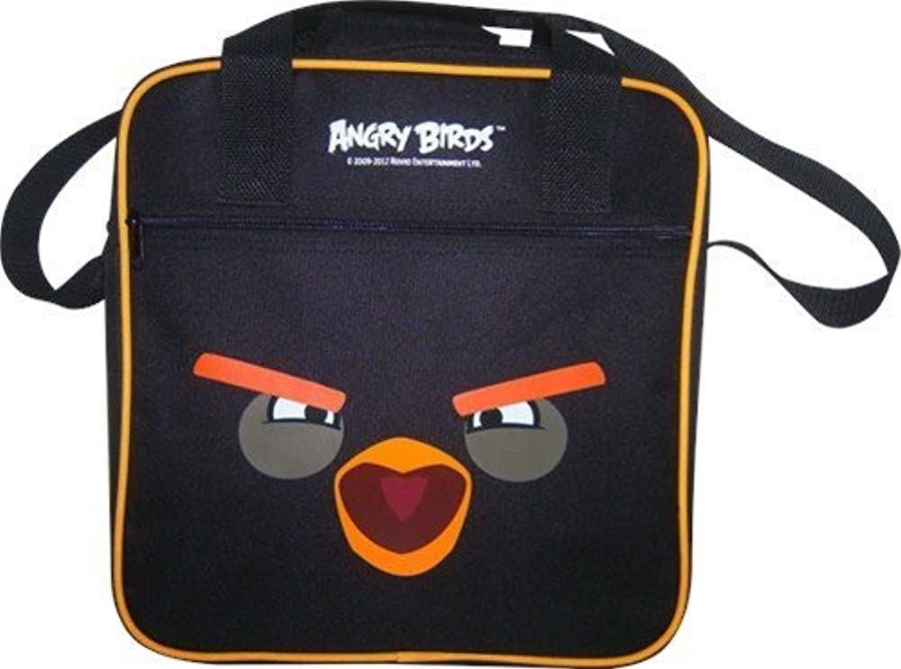 Black Bomb Angry Birds Bowling Bag by Ebonite