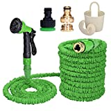 Best Expandable Hoses - TSLIKANDO 100FT Expandable Garden Hose Pipe with 8 Review