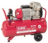 Elmag - SUPERFOX 240/10/30 W - Ölfreier Kompressor