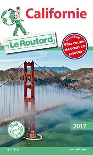 Guide du Routard Californie 2017