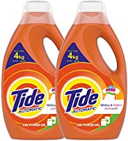 Tide Whites & Colors Power Gel Detergent - Pack of 2-Pieces (2 x 1.
