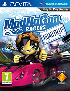 Modnation Racers : Road Trip [import italien] (B0069S6AVA) | Amazon Products