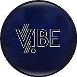 Hammer Vibe Boule de Bowling réactive polie Bleue pour débutants et Joueurs de Gymnastique - La Boule de Bowling Peut Faire Un Mouvement de l'arc, 10 LBS