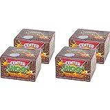 Center Shock Splashing Cola 100 Stück - Extra saurer Kaugummi (4er Pack)