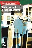 Didáctica De La Educación Infantil. CFGS - Edición 2013