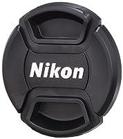 Nikon NIKE5-334412 - Tapa de Objetivo para Nikon de 52 mm, Negro