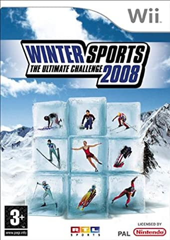 Winter Sports 2008 [Spanisch Import]
