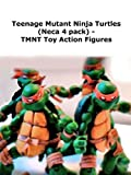 Review: Teenage Mutant Ninja Turtles (Neca 4 pack) - TMNT Toy Action Figures [OV]