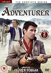The Adventurer - The Complete Series [DVD] [1987]