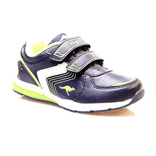 KangaROOS Bambino scarpe da ginnastica alte Marino