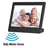 8 inch Digital Photo Frame with Motion S...