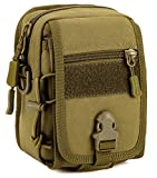 DCCN Molle Bag Tactical Marsupio per Paintball Campeggio Escursionismo Sport all'Aria Aperta