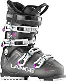 Lange RX 80W–Damen Skischuhe, Damen, SX 80 W, Gris / Magenta, 25