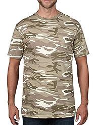 Anvil Herren T-Shirt