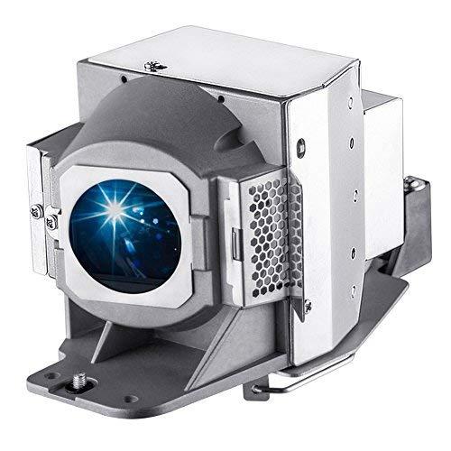 Loutoc 5J.J7L05.001/5J.J9H05.001 lámpara Bombilla para proyector BENQ W1070 y W1080ST W1070+ W1080ST+ W1070+ W Proyector de lámpara de Repuesto Bombilla, con Vivienda