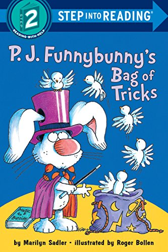 P.J. Funnybunny's Bag of Tricks (STEP INTO READING STEP 2)