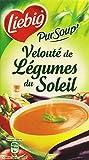Liebig Pur Soup' Velouté de Légumes du Soleil Brique de 1 L
