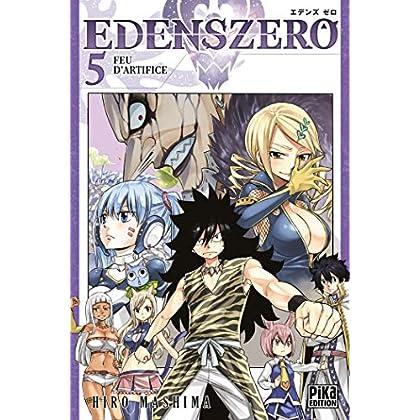Edens Zero T05: Feu d'artifice