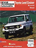 Revue technique automobile Toyota Land Cruiser, BJ et HJ Moteurs, diesel